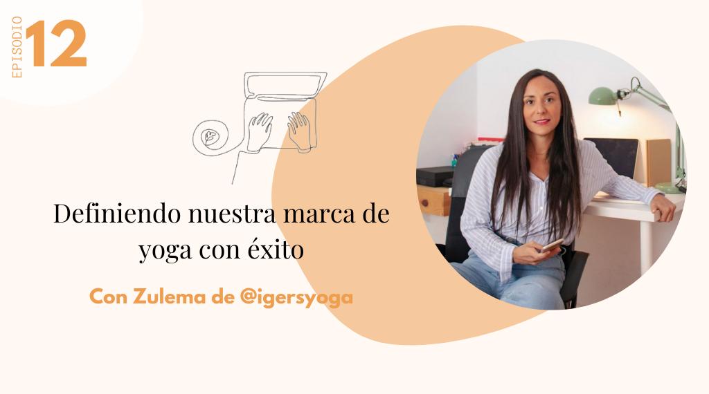 Marcas de yoga con exito con Igersyoga