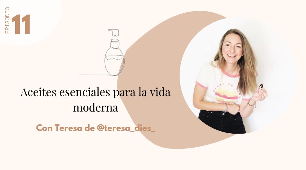 Iniciacion en los aceites esenciales con Teresa Dies