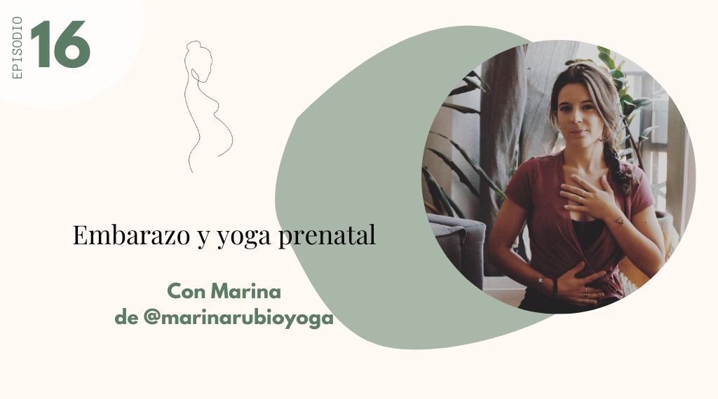 Yoga para embarazadas con Marina Rubio